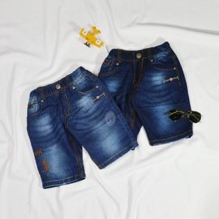 Quan Jeans Lung Be Trai 4-9 Tuoi Theu Day Keo La Mat