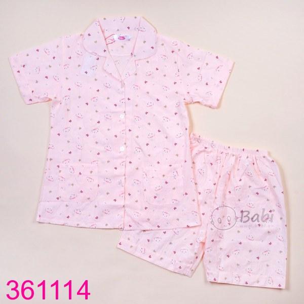 Màu hồng cam - hình gấu