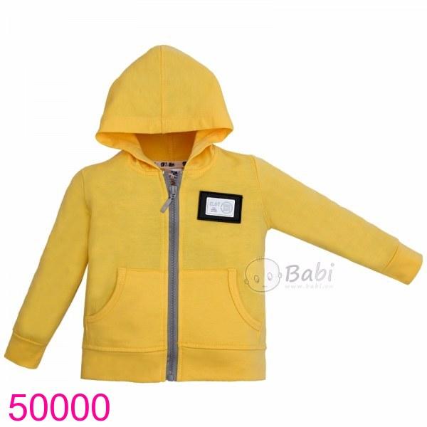 Áo khoác màu vàng