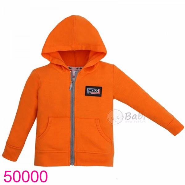 Áo khoác màu cam