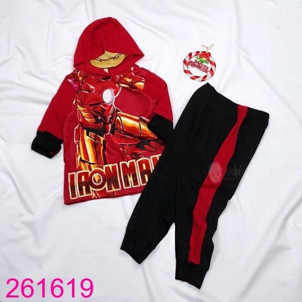Màu đỏ - siêu nhân