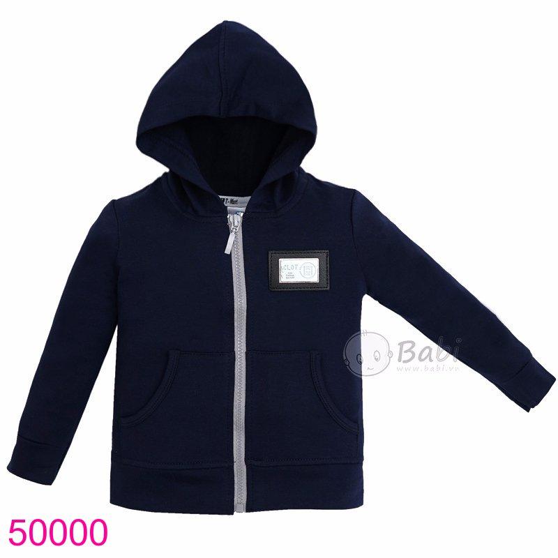 Áo khoác màu xanh đen