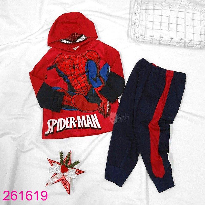 Màu đỏ - nhện