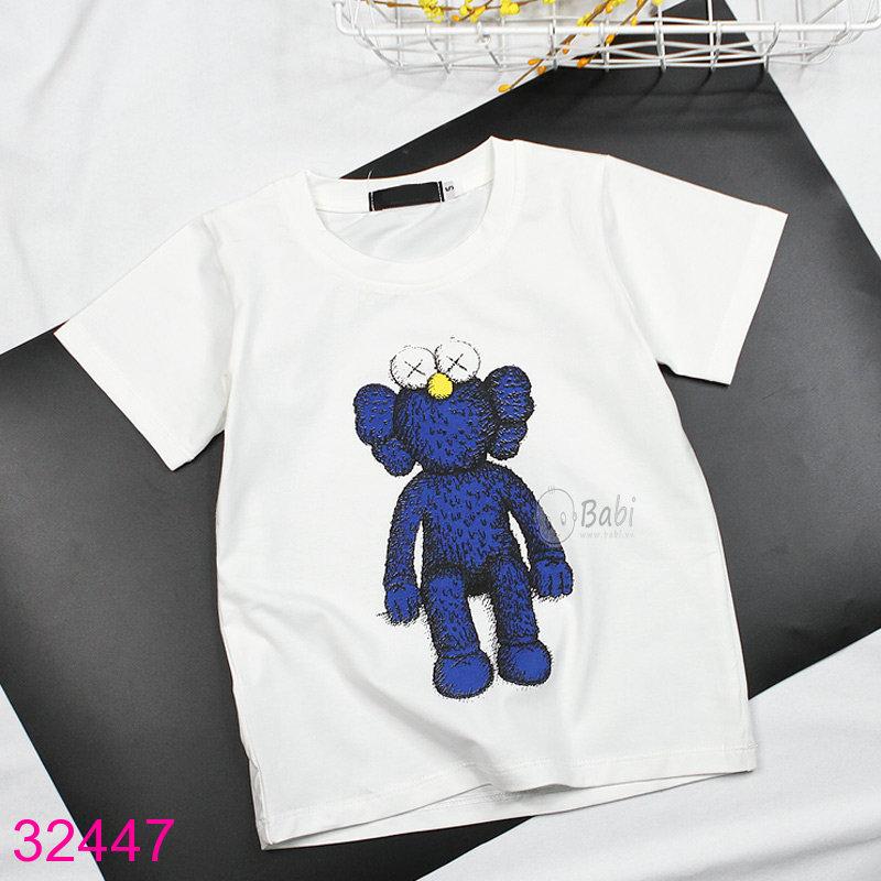 Trắng - gấu xanh