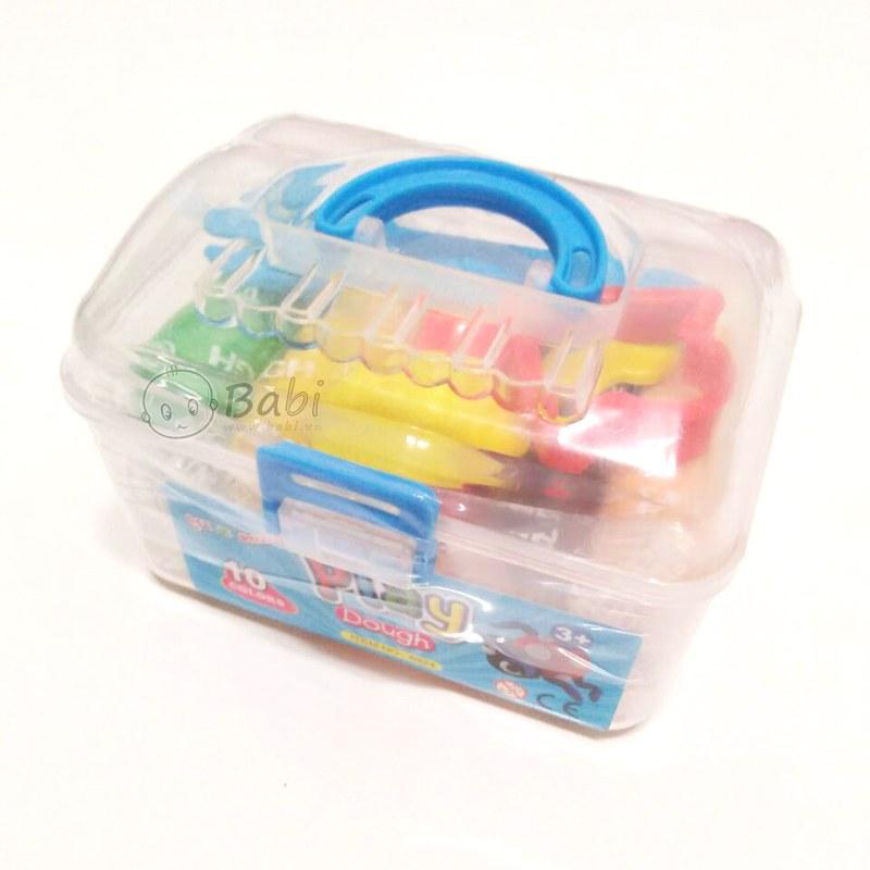 ff0e163926 Hộp đồ chơi đất sét hộp nhỏ cho trẻ em